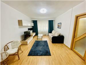 Apartament de vanzare in Sibiu - 2 camere si balcon mare - Zona Garii
