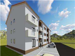 Apartament de vanzare in Sibiu - 3 camere, etaj intermediar