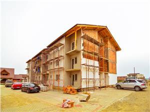 Apartament de vanzare in Sibiu - 3 camere + pod mansardabil