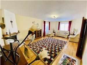 Casa de inchiriat in Sibiu-4 camere cu 350 mp curte libera-Piata Sadu