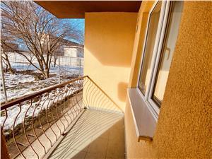Spatiu de birouri de inchiriat in Sibiu- 88 mpu, balcon -zona Ciresica