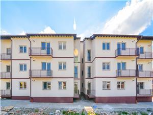 Apartament de vanzare in Sibiu-3 camere, 2 balcoane + pod mansardabil