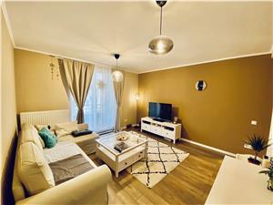 Apartament 2 camere de vanzare in Sibiu - Zona Pictor Brana Selimbar
