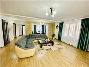 Casa de vanzare in Sibiu - individuala - 600 mp curte libera -Cristian