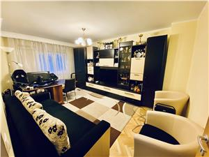 Apartament de vanzare in Sibiu - 2 camere cu balcon - 3/4 - Terezian