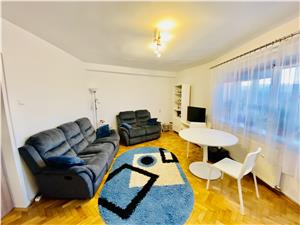 Apartament de vanzare in Sibiu - 4 camere cu balcon - Zona Strand
