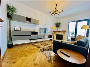 Apartament de vanzare in Sibiu -2 camere cu 2 terase mari -confort lux