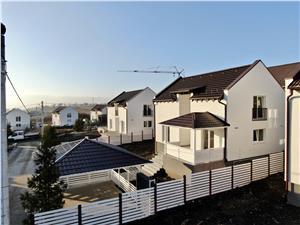 Casa de vanzare in Sibiu - individuala - teren de 650 mp