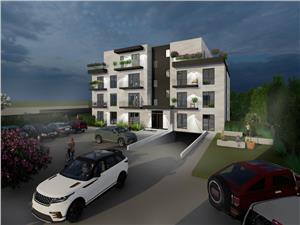 Apartament de vanzare in Sibiu - etaj intermediar - zona Turnisor