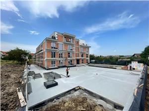 Wohnung zum Verkauf in Sibiu - Balkon - Zwischengeschoss - Turnisor