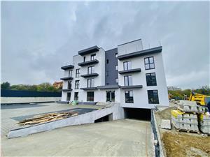 Apartament 3 camere de vanzare in Sibiu - etaj intermediar -2 balcoane