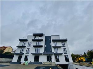 Wohnung zum Verkauf in Sibiu - Neubau mit Aufzug und Tiefgarage