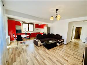 Apartament de inchiriat in Sibiu - 3 camere, balcon mare - Selimbar