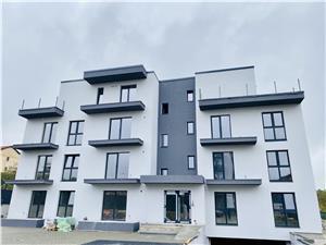 Apartament de vanzare in Sibiu -terasa 26 mp,lift si parcare subterana