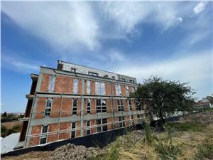 Penthouse zum Verkauf in Sibiu - Terrasse von 62 qm - Fussbodenheizung