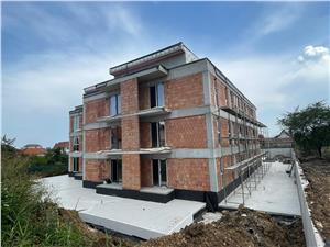 Penthouse zum Verkauf in Sibiu - Terrasse und Balkon - Fu?bodenheizung