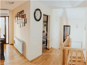 House for sale in Sibiu, fully furnished and equipped