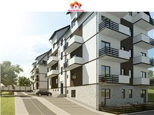 Apartament 2 camere cu living spatios, pivnita si balcon