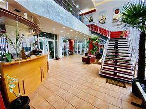 Hotel de vanzare in Sibiu - 3 stele - afacere la cheie - zona cu vad
