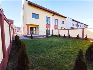 Casa de vanzare in Sibiu - tip duplex - la cheie - in spate la Sigemo