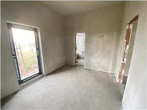 Apartament de vanzare in Sibiu - 3 camere si gradina proprie 30 mp
