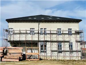 Wohnung zum Verkauf in Sibiu - Selimbar - 3 Zimmer und eigener Garten