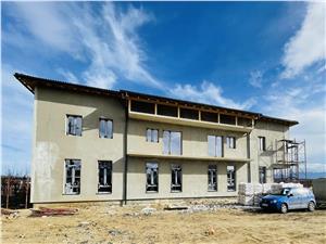 Apartament de vanzare in Sibiu - 2 camere si balcon - vila cocheta