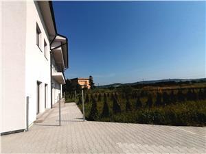 Wohnung zum Verkauf in Sibiu - Selimbar - 2 Zimmer und Balkon