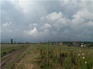 Teren de vanzare in Sibiu, zona Calea Cisnadiei