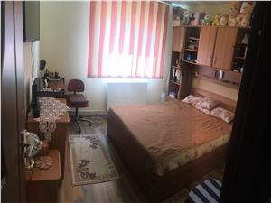 Apartament 2 camere de vanzare in Sibiu decomandat, etaj intermediar