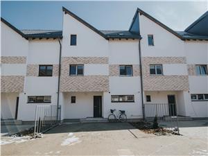Casa de vanzare in Sibiu - cartier linistit de case - finisat la cheie