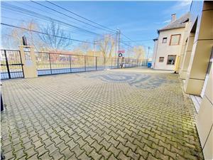 Spatiu comercial de inchiriat in Sibiu -afacere la cheie -service auto