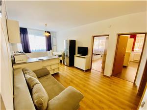 Apartament de inchiriat in Sibiu - 3 camere cu balcon -Strand II