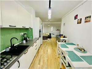 Apartament de vanzare in Sibiu - 3 camere cu terasa mare - Turnisor