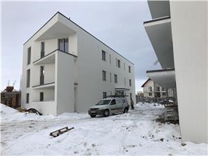 Apartament 3 camere de lux de vanzare in Sibiu -79,3 mp utili