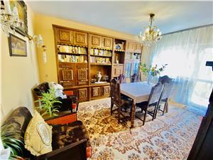Apartament de vanzare in Sibiu - 4 camere cu balcon - Vasile Aaron