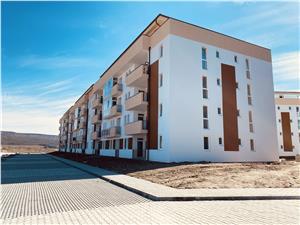 Studio zum Verkauf in Sibiu - separate Kueche und 2 Balkone