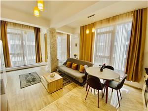 Apartament de vanzare in Sibiu - 3 camere-  Modern utilat - D. Stanca