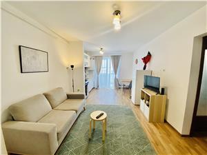 Apartament de vanzare in Sibiu - 2 camere cu balcon - Calea Surii Mici