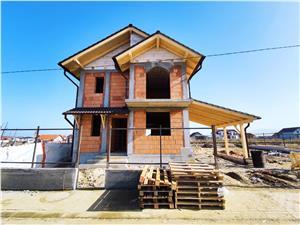 Casa de vanzare in Sibiu - Cristian - individuala, carport