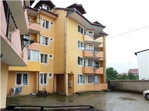 Apartament de vanzare in Sibiu-3 camere-decomandat-mobilat si utilat