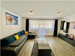 Apartament de vanzare in Sibiu -3 camere cu 2 balcoane si pod-Selimbar