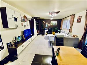 Wohnung zum Verkauf in Sibiu - 3 Zimmer mit Balkon - Rahovei Bereich