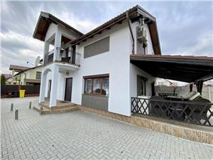 Casa de vanzare in Sibiu - 4 camere, teren 736 mp, Selimbar