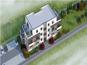 Apartament de vanzare Sibiu  - 2 Camere- Etaj 1 + 1 Loc de parcare