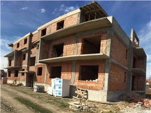 Penthouse de vanzare in Sibiu cu 3 camere si Terasa 31 mp