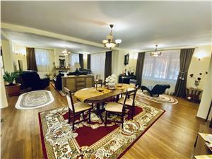 Casa de vanzare in Selimbar -individuala- complet mobilata si utilata-