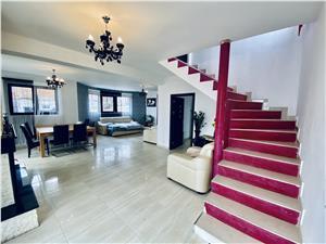 Casa de vanzare in Sibiu - Selimbar - individuala -curte libera 350 mp
