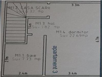 Casa de vanzare in Sibiu - cu teren de 70 mp - Pictor Brana