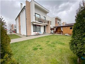 Casa de vanzare in Sibiu - 3 camere, teren 250 mp - zona Turnisor